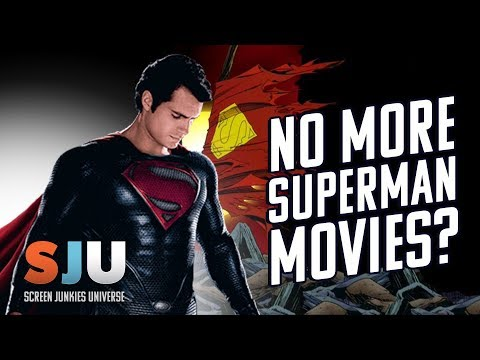 Is Henry Cavill Really Done With Superman?? - SJU