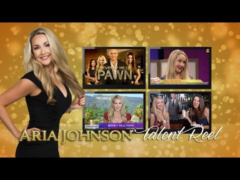 Aria Johnson  2014 Talent Reel