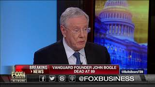 Vanguard Group founder John Bogle dies at 89 thumbnail