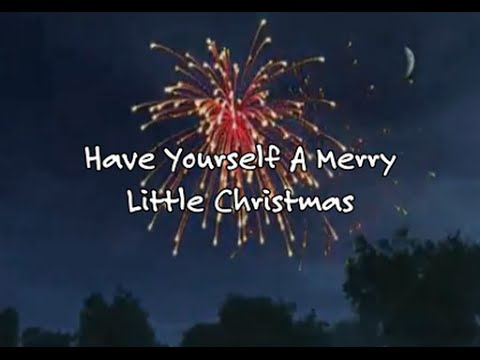 have yourself a merry little christmas whitney houston - Whitney Houston Have Yourself A Merry Little Christmas