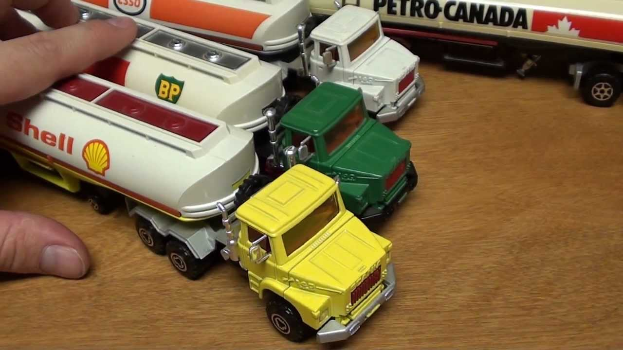 High Quality Mystery Closet   1/64 Scale Trucks!   YouTube