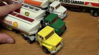 Mystery Closet -  1/64 scale Trucks!