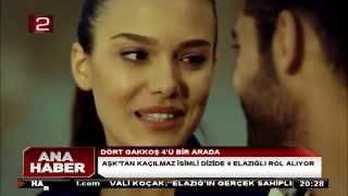 KANAL 23 TV ANA HABER Yakup KESKİN (12.09.2014)