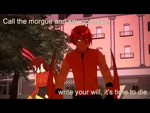 Caffeine (Full Version) - Jeff Williams (RWBY Volume 2) Lyrics
