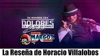 Su Nombre Era Dolores, La Jenn Que Yo Conocí La Reseña De Horacio Villalobos