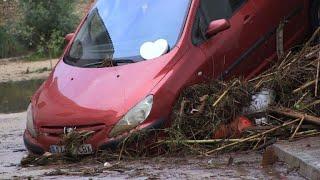Deadly flash flood hits Spanish holiday island