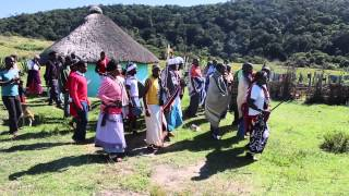 Xhosa traditional event - Lubanzi, Eastern Cape, South Africa