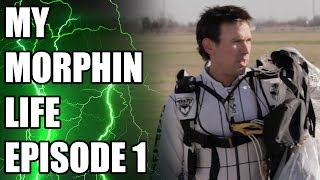 MY MORPHING LIFE - Episode 1 - JASON DAVID FRANK