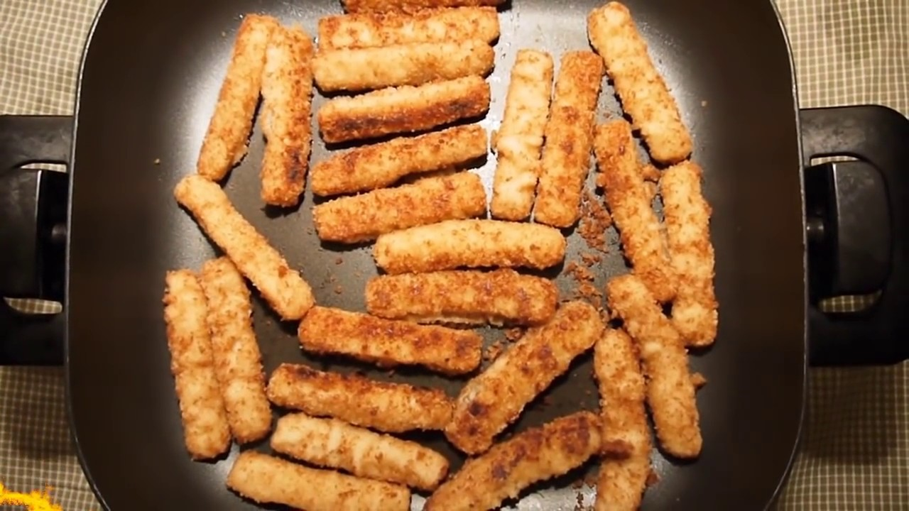 Cooking Frozen Gorton S Fish Sticks Batter Fried Seafood