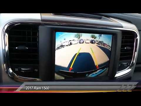2017 Ram 1500 Portales New Mexico YP544607