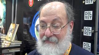 Harry Turtledove on Hitler, Alternative HIstory at San Diego Comic Con 2012