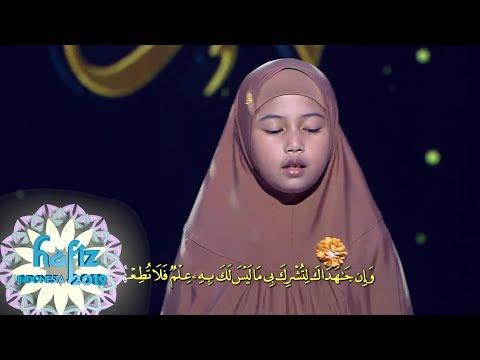 HAFIZ INDONESIA 2019 | TAMAN AL QURAN | Annisa 8th Bengkalis [29 Mei 2019]