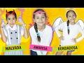 ✏️ ESCUELA: TIPOS DE MAESTROS / COLABORACIÓN -SoyJessi