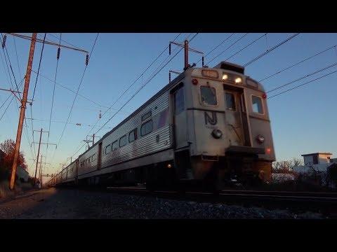 E60125's Birthday, Amtrak Extras, and Exploring New Territories! Epic November Railfanning!