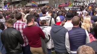 Marriage Equality Rally - Ali Hogg