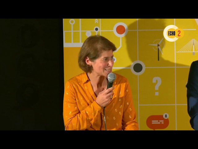 Bpifrance InnoGénération 2019 – Intervention de Corinne DUBOIS, DAF du groupe ODIAL SOLUTIONS