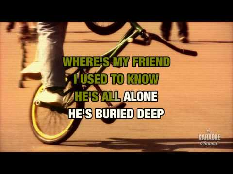 Wasted Time in the style of Skid Row | Karaoke with Lyrics