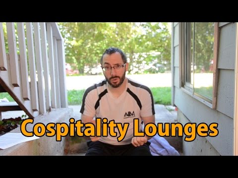 Prop: Talk - Cospitality Lounges? I