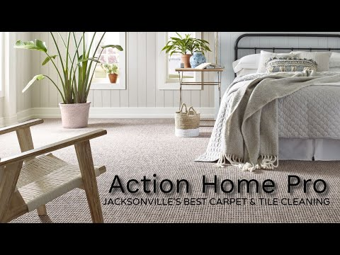 Action Home Pro Carpet and Tile Cleaning Jacksonville FL