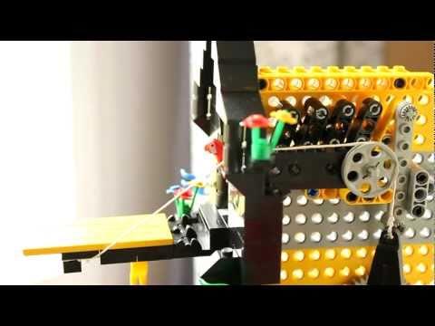Lego - Horloge à Coucou - Cuckoo Clock