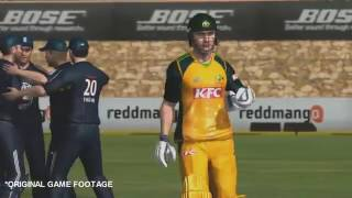 Ashes Cricket 2013 Gameplay or Trailer