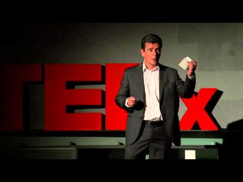 A Single Drop of Blood: Jordi Marti at TEDxBarcelonaChange