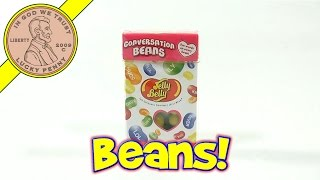 Jelly Belly Conversation Beans Candy Box, 2014 Valentine