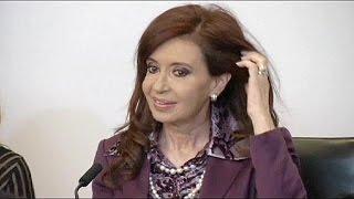 Cristina Kirchner hospitalizada