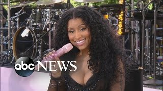 Nicki Minaj Addresses the Firestorm From MTV's Video Music Awards