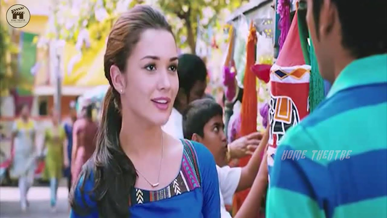 Nava Manmadhudu Telugu Full Length Movie || Dhanush, Samantha, Amy Jackson || HOME THEATRE