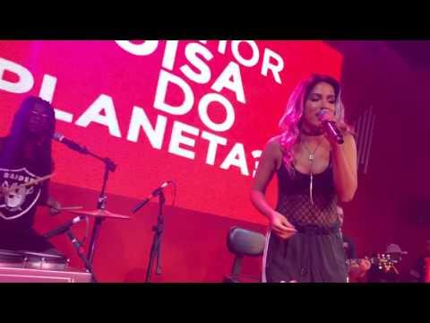 Anitta - Loka Acústico - Planeta Atlantida - Pocket Coca Cola 0402