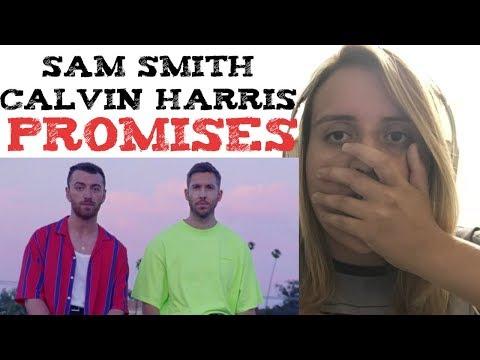 Calvin Harris Sam Smith - Promises   Reaction