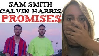 Baixar Calvin Harris, Sam Smith - Promises (Official Video) Reaction