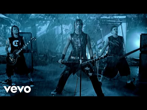 Bullet For My Valentine(致命情人) - Tears Don't Fall:歌詞+翻譯