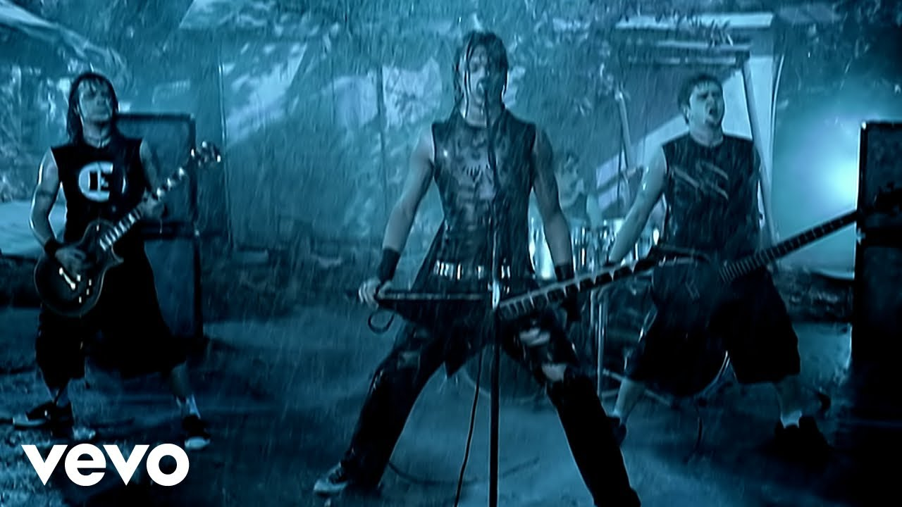 Bullet For My Valentine Tears Dont Fall Album Edit With Scream