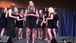 F&M Sweet Ophelia A Cappella -- I Will Wait