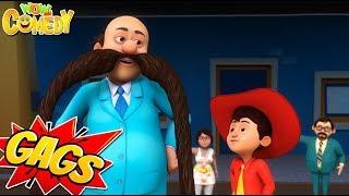 Chacha Bhatija Cartoon in Hindi | New Action Gags - 19 | New Cartoons | Wow Kidz Comedy