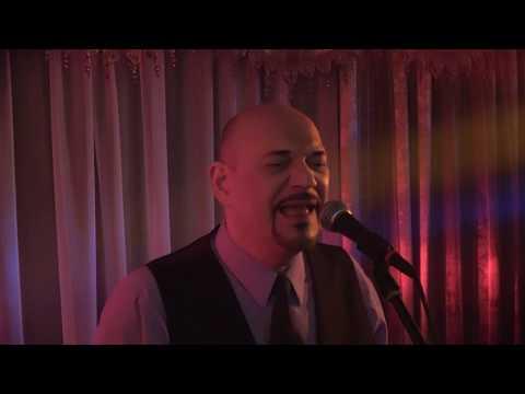Vocalist Steve Randazzo feelin' Funky!