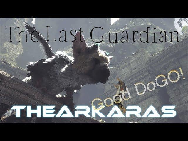 Aug 26, 2017 - The Last Guardian #1