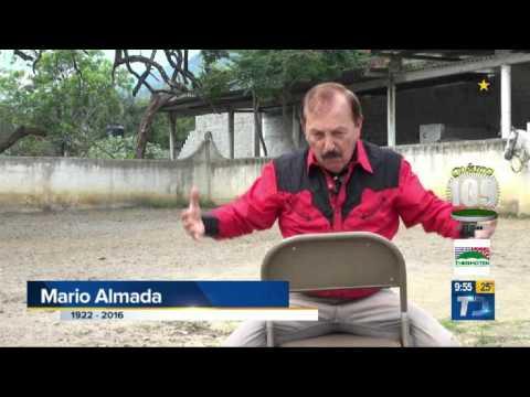 Mario Almada y Pistoleros Famosos. Entrevista con Roberto Gonzalez