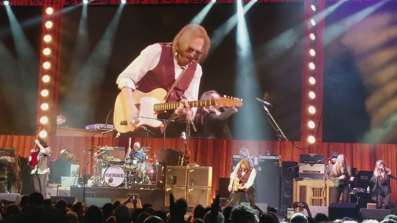 Tom Petty And The Heartbreakers's Concert & Tour History | Concert Archives