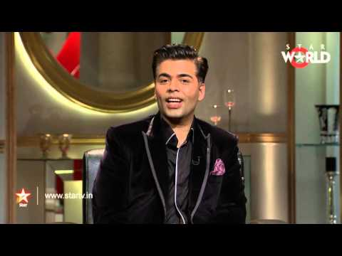 Emraan Hashmi - First Time On Koffee With Karan