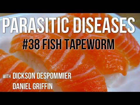 Parasitic Diseases Lectures #38: Fish Tapeworm