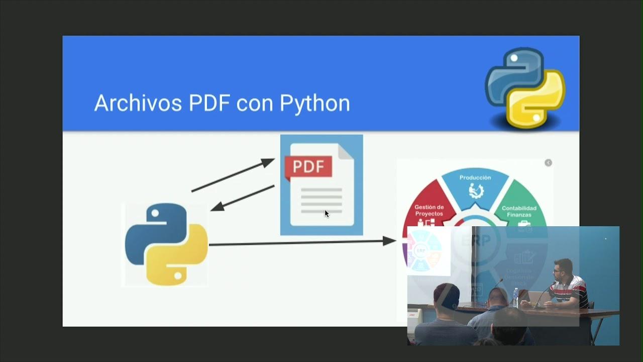Image from Python para contadores y administrativos, por Gustavo Mena