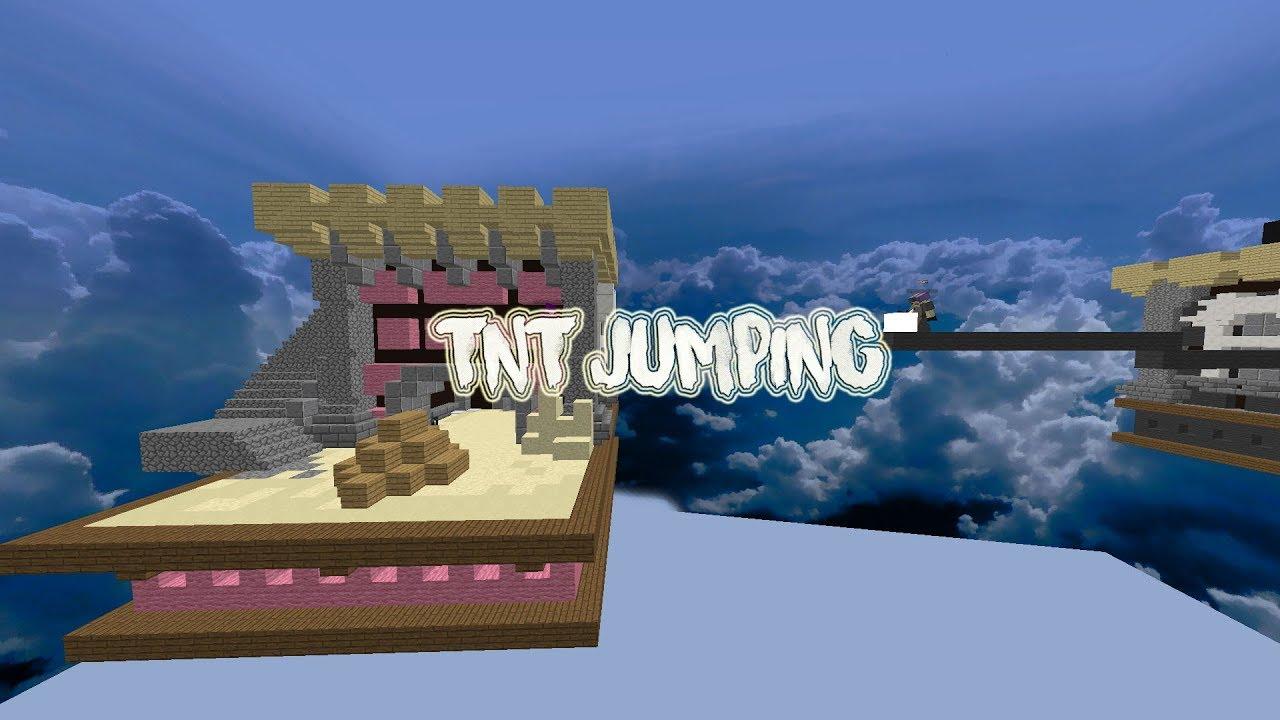 TnT Jumping na BedWars! w/Elvisoo
