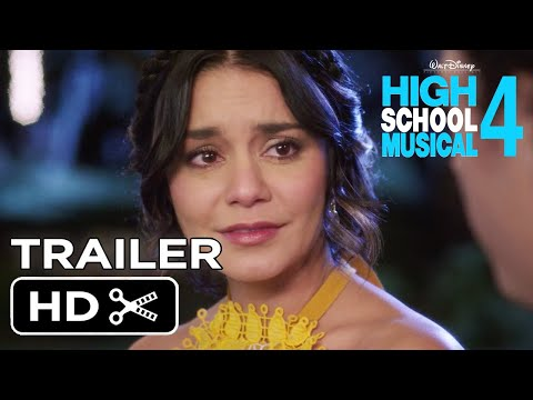 HIGH SCHOOL MUSICAL 4 (2021) – Teaser Trailer Concept Zac Efron, Vanessa Hudgens Disney Musical