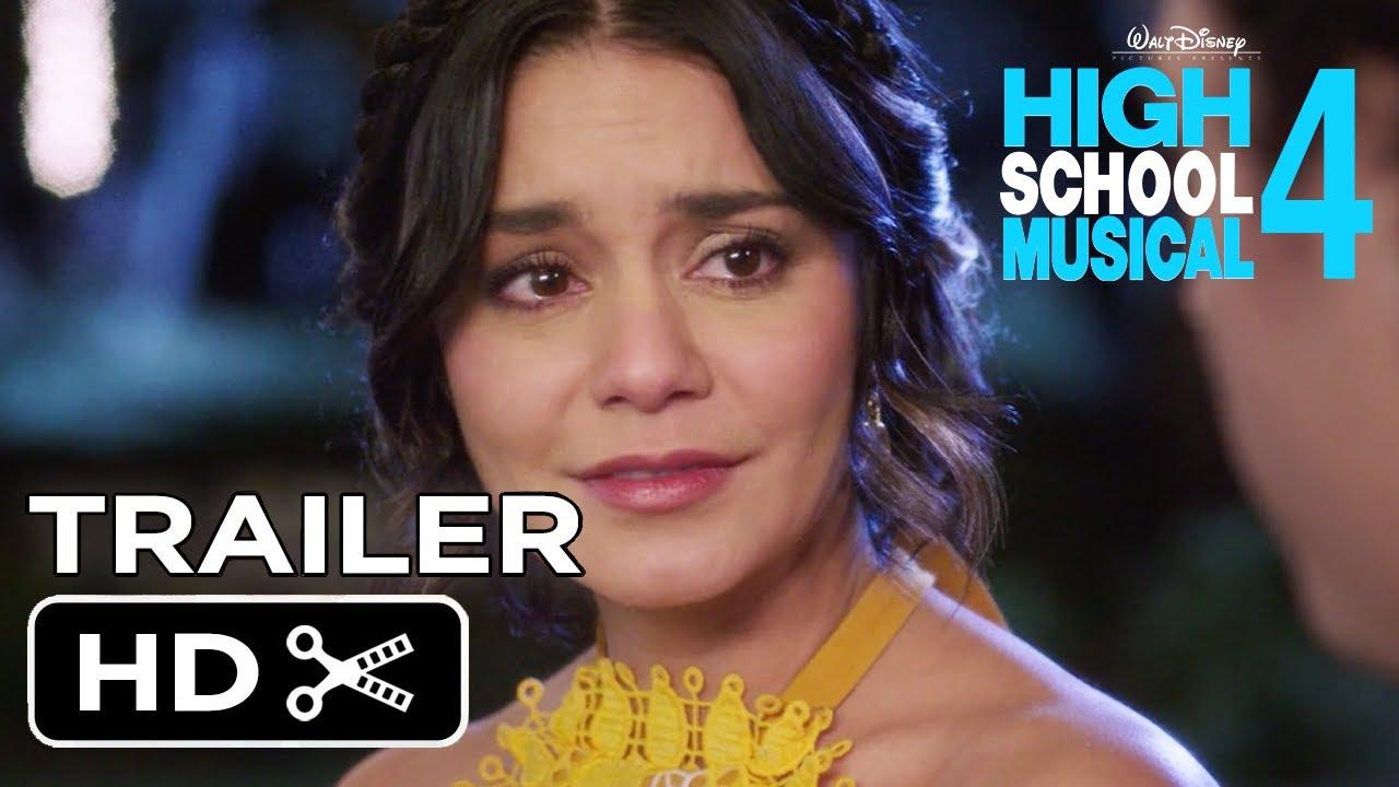 Download HIGH SCHOOL MUSICAL 4 (2021) - Teaser Trailer Concept Zac Efron, Vanessa Hudgens Disney Musical