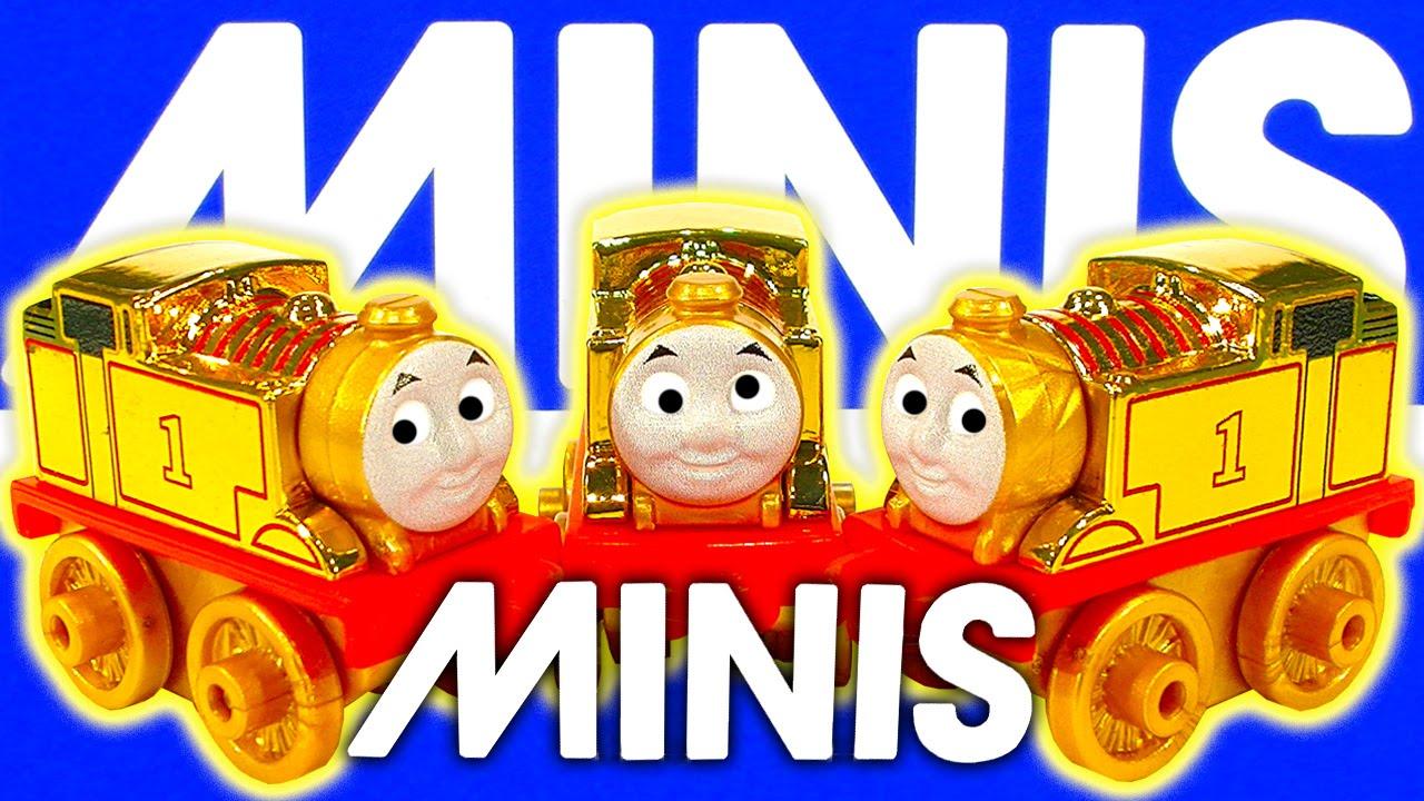 80 Thomas Amp Friends Minis Blind Bag Codes Amazing Surprise