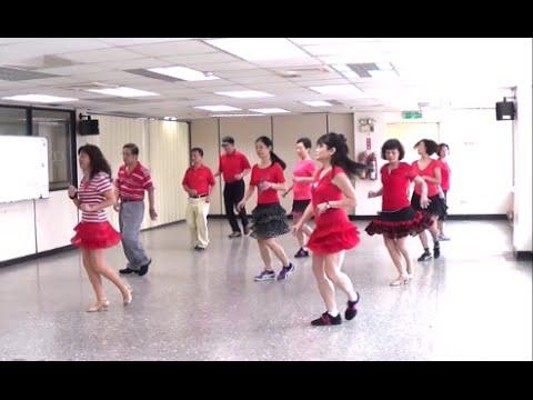 Zoobi Doobi (by Jennifer Choo Sue Chi) - line dance (demo & walk through) = 三個儍瓜 - 排舞(含教跳)