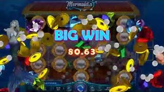 Mermaid's Pearls Slot - Realtime Gaming